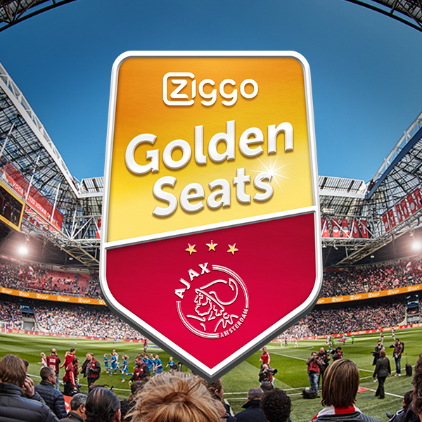 Ziggo Ajax Golden Seats
